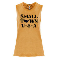Small Town USA Festival Muscle Tank
