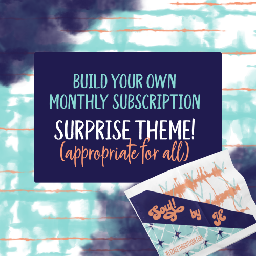 SOUL! Build a Subscription - Surprise Theme