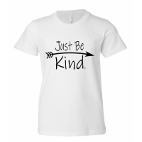 Just Be Kind Youth T-Shirt