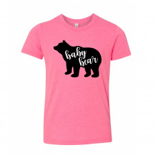I Am The Baby Bear Youth T-Shirt