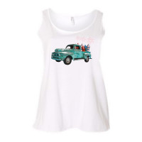 USA Truck Curvy Collection Tank