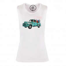 ~SALE~ USA Truck Festival Muscle Tank - LARGE