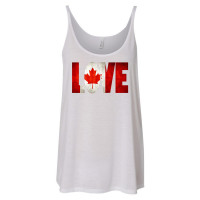 Canadian Love Slouchy Tank