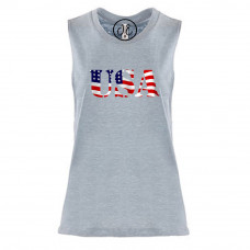 USA Festival Muscle Tank