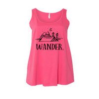 Wander Curvy Collection Tank