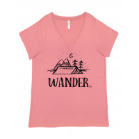 Wander Curvy Collection V-Neck