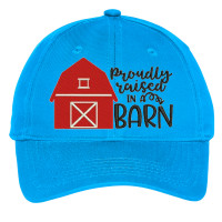 Proudly Raised in A Barn Youth Hat
