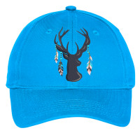 Boho Deer Youth Hat