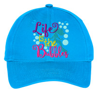 Life Is The Bubbles Youth Hat