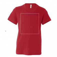 Red Youth T-Shirt BYOT